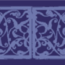 Violet patterns