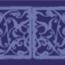 Fioletowe wzory