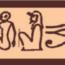 Wzór egipski